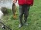 bonne pêche à l'étang privé