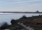 la baie à 3 kilomètres