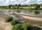 Pouilly depuis le pont sur la Loire