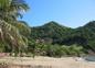 Site vu de la plage