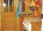 la roulotte de shanti, coin cuisine entièrement équipé