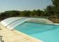 9 le domaine de shanti, grande piscine couverte avec pataugeoire bébé