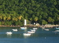 Anse à la Barque à Bouillante