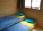chambre du chalet
