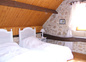la chambre à 2 lits