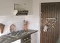 La cuisine accès terrasse