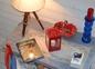 Salon, détail décoration