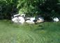 rivière en bas du mas
