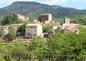 La vue sur le village