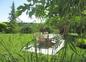 Espace de convivialité au jardin