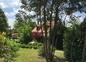 la maison et son jardin privé