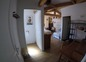 Salle de bain et wc séparés de la chambre