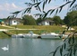 les chalets et bateaux de Saône Valley