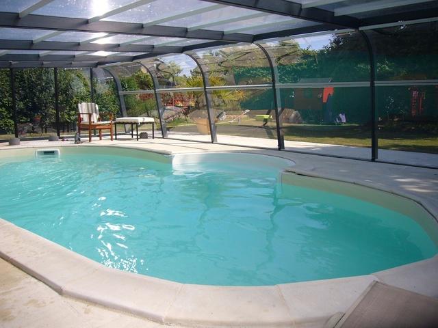 g te g te avec piscinechauff e pour 6 pers gite piscine pays de la loire loire atlantique. Black Bedroom Furniture Sets. Home Design Ideas
