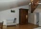 Chambre double avec lit en 160x200 cm, lit bébé et lit d'appoint