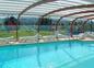 La piscine chauffée pour se détendre