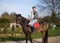 Petite balade à cheval
