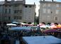 marché à Villefranche de Rouergue