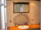 Salle de bains gite Les Milandes