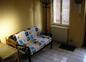Salle avec canapé