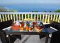 Le petit déjeuner à la Villa Mascarine