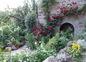 le jardin privé du gite