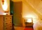 Chambre de l'étage, 3 couchages simples
