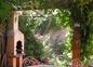 jardin tonnelle