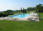 piscine et parc