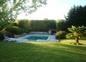 Piscine du gite Castelnaud