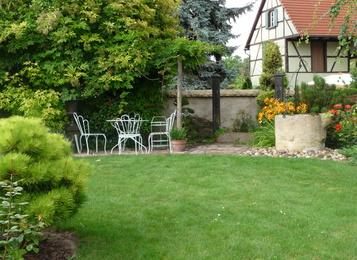 Gîte Au jardin d\'Emilie. Gite piscine, Alsace, Bas-Rhin, Sundhouse ...