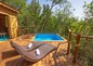 Jungle Lodge - Terrasse