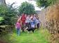 Visite de la ferme d'élevage