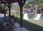 terrasse en accès cuisine